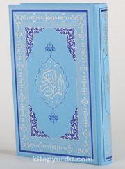 Kuran'ı Kerim (Hafız-Osman Hattı-Miklebli-Mavi)