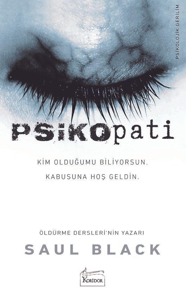 Psikopati - Saul Black pdf epub