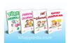 3 Sınıf Tüm Dersler Okuma Etkinlik Seti (4 Kitap)