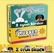 2 Oyun 1 Arada Rudder & Tazı Tavşan