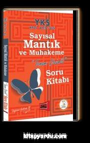 YKS KPSS ALES DGS Sayısal Mantık ve Muhakeme Tamamı Çözümlü Soru Kitabı