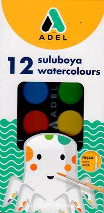 12 Renk Suluboya (229093300)