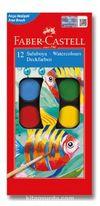 Faber-Castell Suluboya 12 Renk Küçük Boy (5292 125401)
