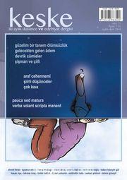 Keşke İki Aylık Düşünce ve Edebiyat Dergisi Sayı:31 Eylül-Ekim 2018