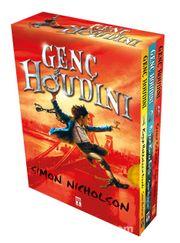 Genç Houdini Set (3 Kitap)