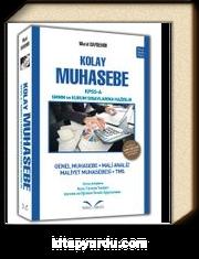 Kolay Muhasebe & KPSS-A SMMM ve Kurum Sınavlarına Hazırlık