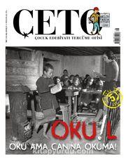 Çeto Çocuk Edebiyatı Tercüme Ofisi İki Aylık Dergi Sayı:5 Eylül-Ekim 2018