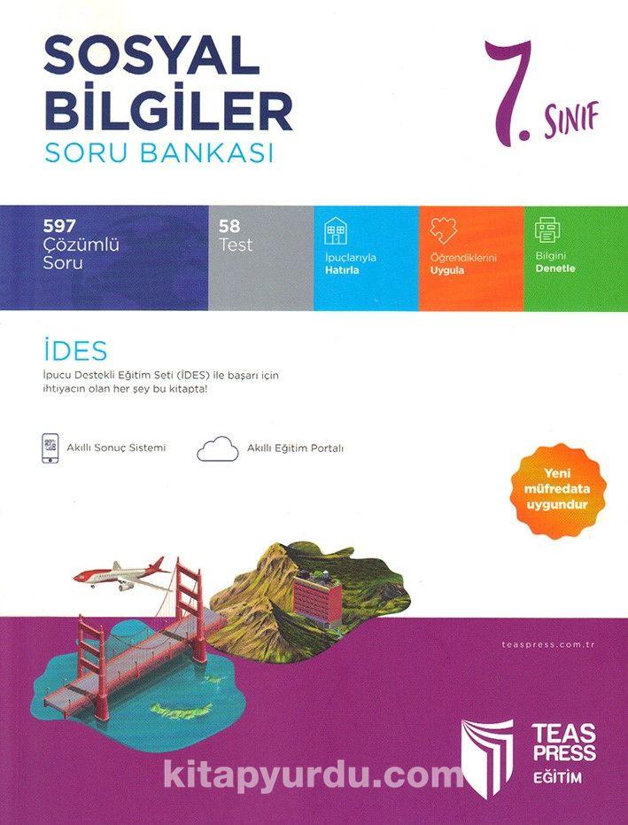 7. Sınıf Sosyal Bilgiler Soru Bankası (Yeni Müfredat) - Kollektif pdf epub