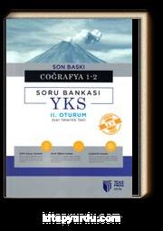 YKS 2. Oturum AYT Coğrafya 1-2 Soru Bankası