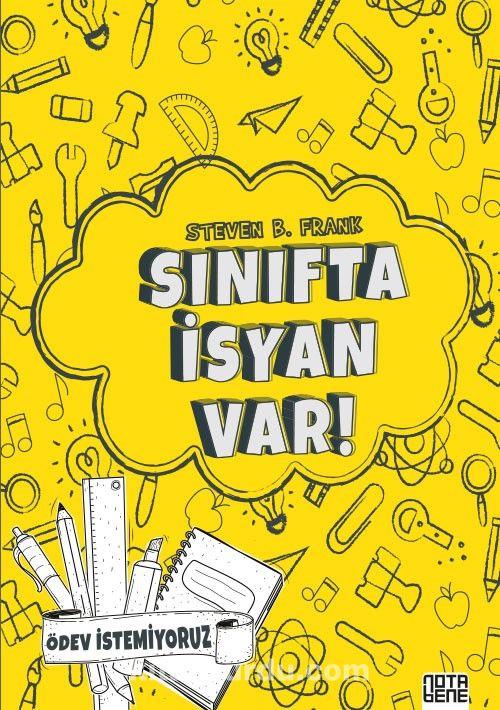 Sınıfta İsyan Var - Steven B. Frank pdf epub