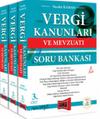 Vergi Kanunları ve Mevzuatı Konu Anlatımı ve Soru Bankası (3 Kitap)