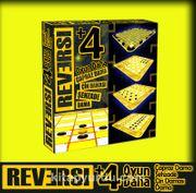 Reversi & Şehzade  / 5 Oyun Birarada (5+ yaş)