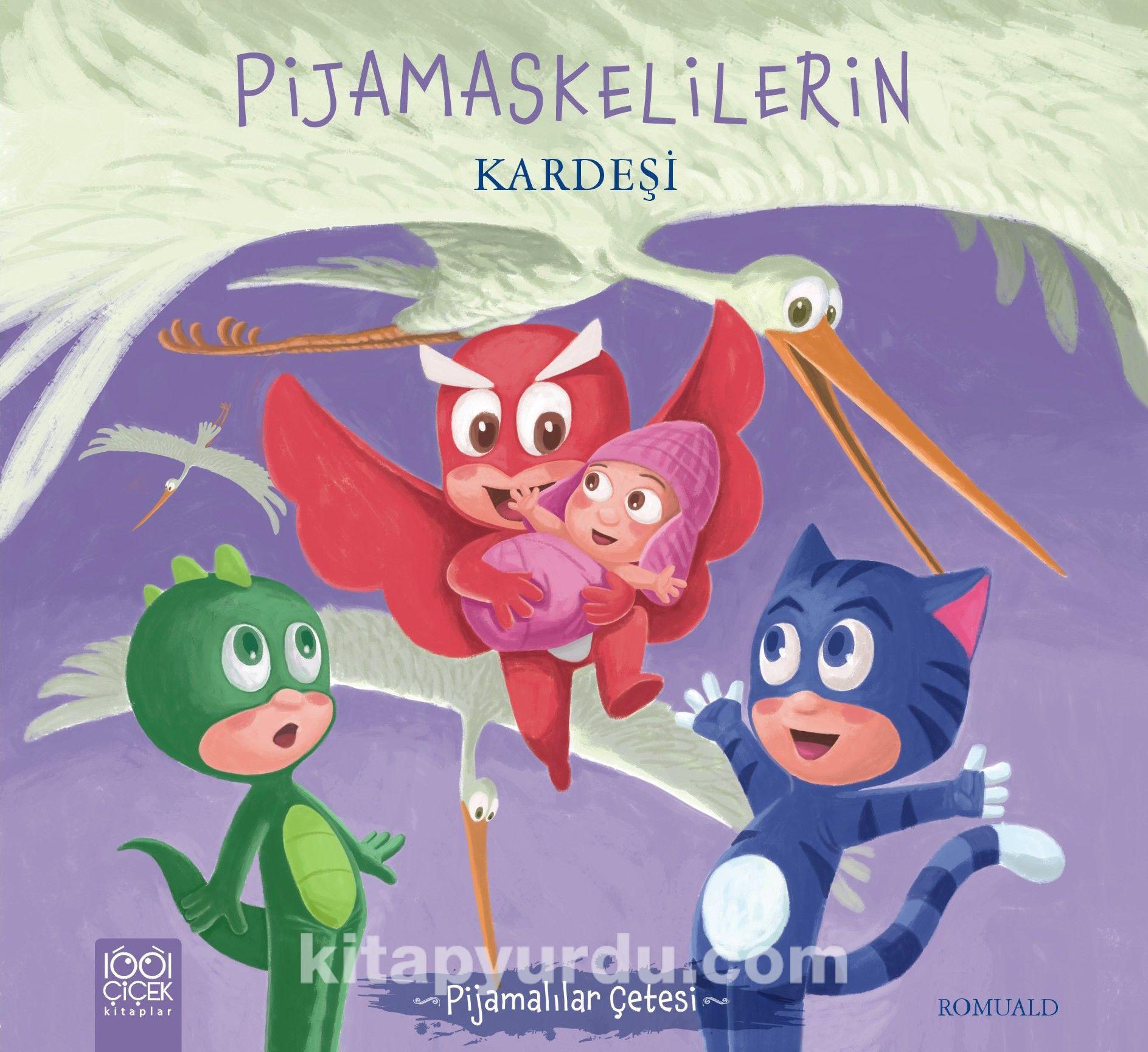 Pijamaskelilerin Kardeşi - Romuald pdf epub