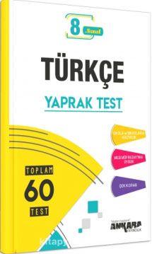 8. Sınıf Türkçe Yaprak Test - Damla Arslan pdf epub