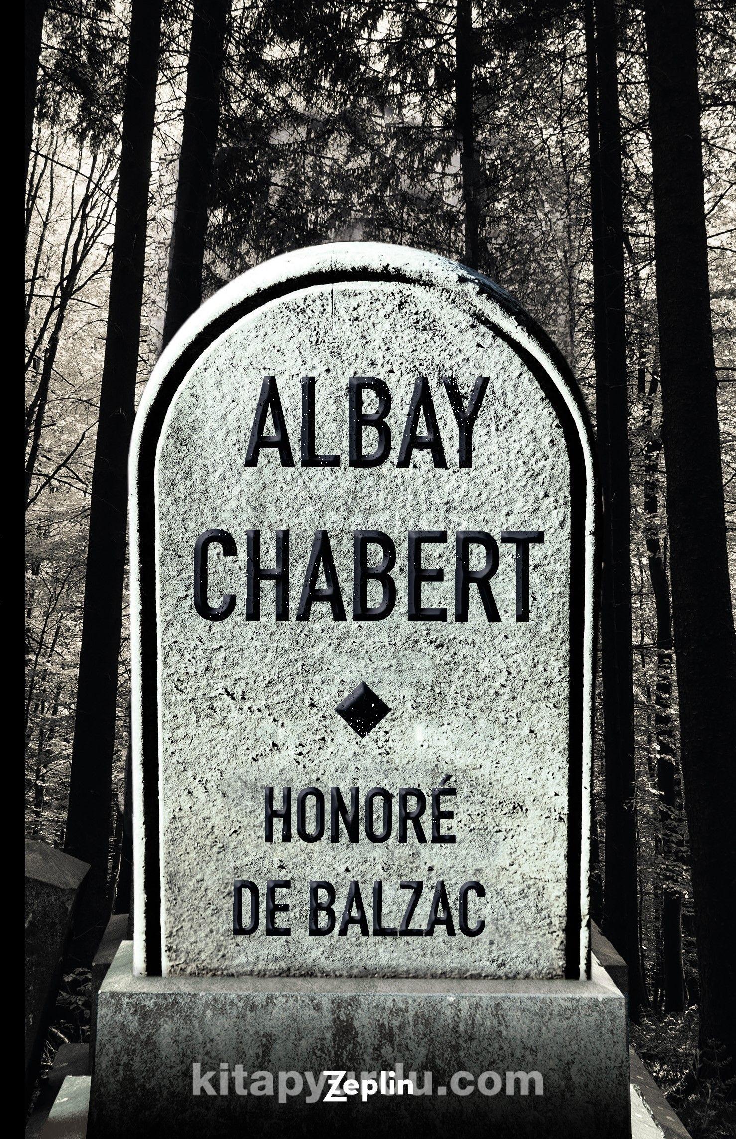 Albay Chabert - Honore de Balzac pdf epub