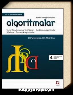 Algoritmalar & Temel Algoritmalar ve Veri Yapıları - Kombinator Algoritmalar - Şifreleme - Geometrik Algoritmalar