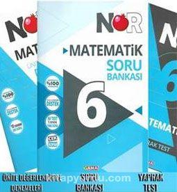 6. Sınıf Nar Matematik 3'lü Set - Kollektif pdf epub