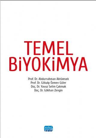 Temel Biyokimya - Prof. Dr. Abdurrahman Aktümsek pdf epub