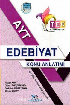 TEK Serisi Edebiyat Konu Anlatımlı Cep - Hasan Kurt pdf epub