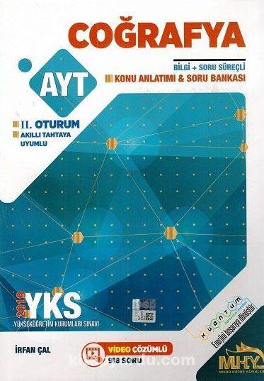 AYT Coğrafya Konu Anlatımı Soru Bankası - İrfan Çal pdf epub