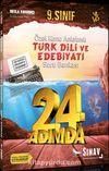 9. Sınıf Türk Dili ve Edebiyatı 24 Adımda Özel Konu Anlatımlı Soru Bankası