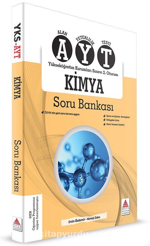 AYT Kimya Soru Bankası - Ergin Özdemir pdf epub