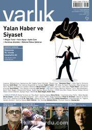 Varlık Aylık Edebiyat ve Kültür Dergisi Ekim 2018
