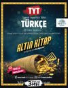 TYT Türkçe Altın Kitap Tamamı Video Çözümlü Soru Bankası