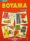 Eğitici Boyama 5 Giysiler