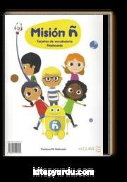 Mision N Tarjetas De Vocabulario