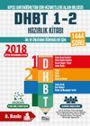 DHBT 1-2 Hazırlık Kitabı İHL ve Önlisans Öğrencileri İçin