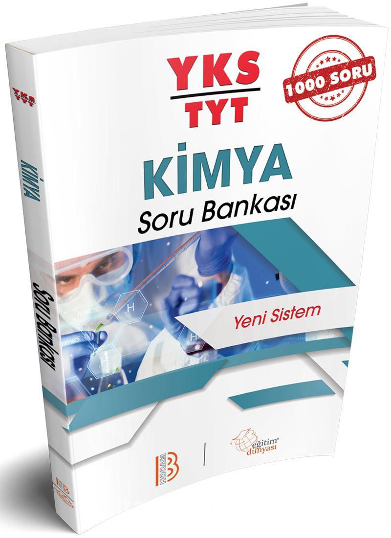 YKS-TYT 1000 Kimya Soru Bankası - Kollektif pdf epub