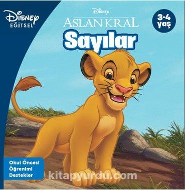 Disney Eğitsel Aslan Kral - Sayılar - Kollektif pdf epub