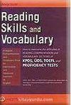 Reading Skills and Vocabulary