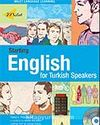Starting English for Turkish Speakers (Cd'li)