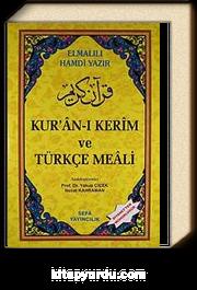 (Rahle Boy) Kur'an-ı Kerim ve Türkçe Meali / Elmalılı Hamdi Yazır