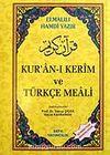 (Cami Boy) Kur'an-ı Kerim ve Türkçe Meali / Elmalılı Hamdi Yazır