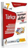7. Sınıf Türkçe Hazırlayan Defter