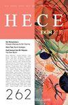 Sayı:262 Ekim 2018 Hece Aylık Edebiyat Dergisi Dosya:Şiir Buluşmaları: Hüseyin Atlansoy ile Şiir Üzerine