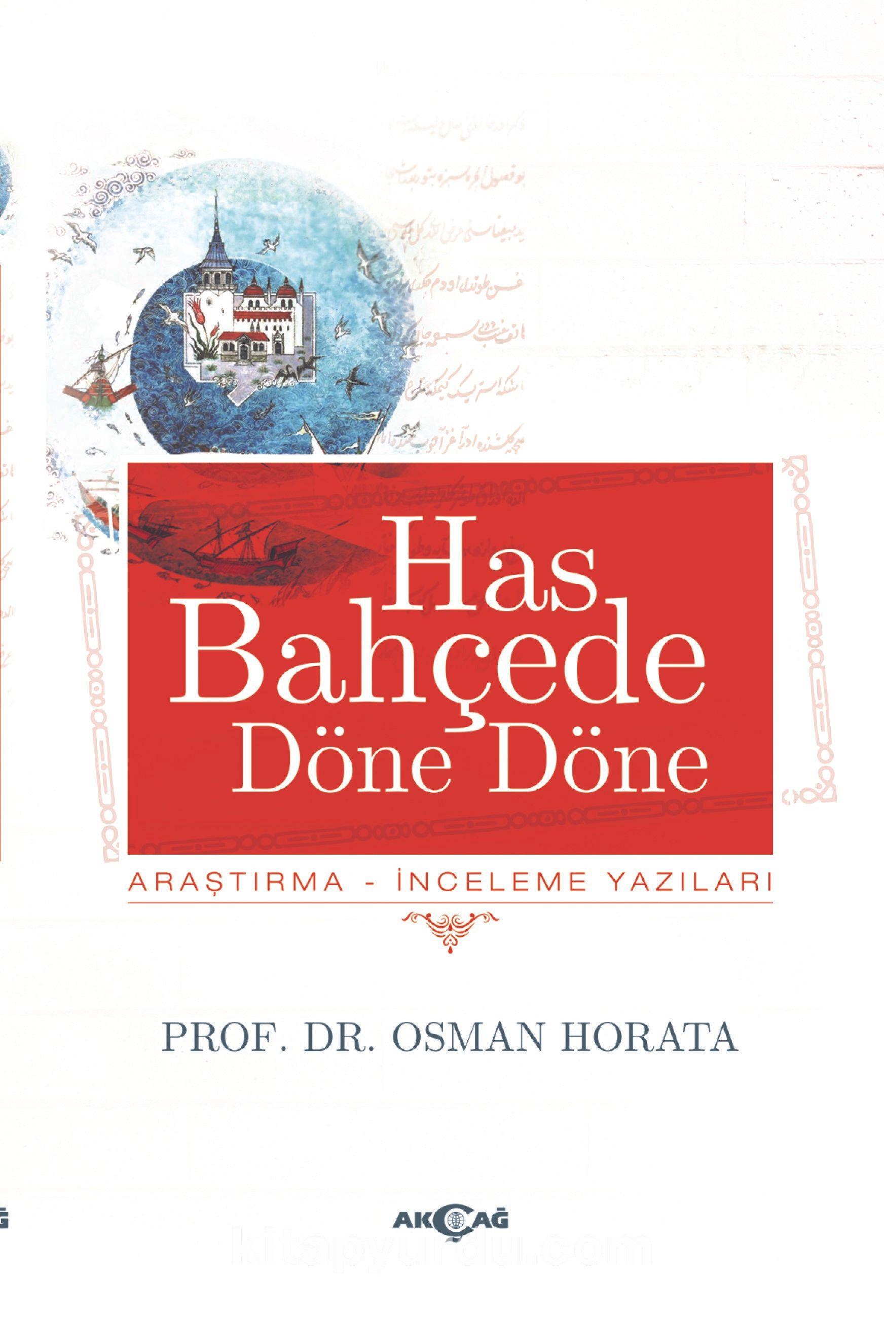 Has Bahçede Döne Döne - Dr. Osman Horata pdf epub