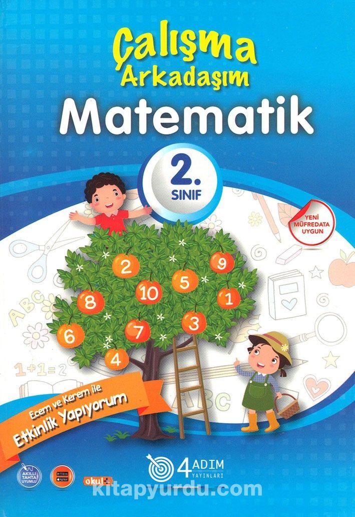 2. Sınıf Matematik Çalışma Arkadaşım - Özge Akbal Üstün pdf epub
