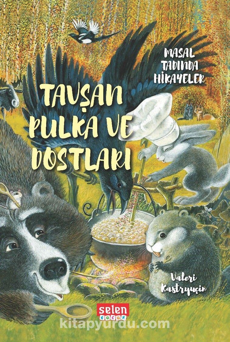 Tavşan Pulka ve Dostları - Valeri Kastryuçin pdf epub