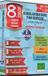 8. Sınıf Konularına Göre Tüm Dersler Çıkmış Sorular ve Ayrıntılı Çözümleri 2. Kitap