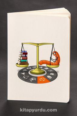 Akıl Defteri - Kitapkurdu Burçlar Serisi - Terazi