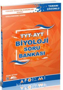 TYT AYT Biyoloji Tamamı Çözümlü Soru Bankası - Kollektif pdf epub