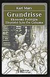 Grundrisse & Ekonomi Politiğin Eleştirisi İçin Ön Çalışma