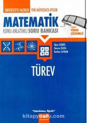Matematik Türev Konu Anlatımlı Soru Bankası
