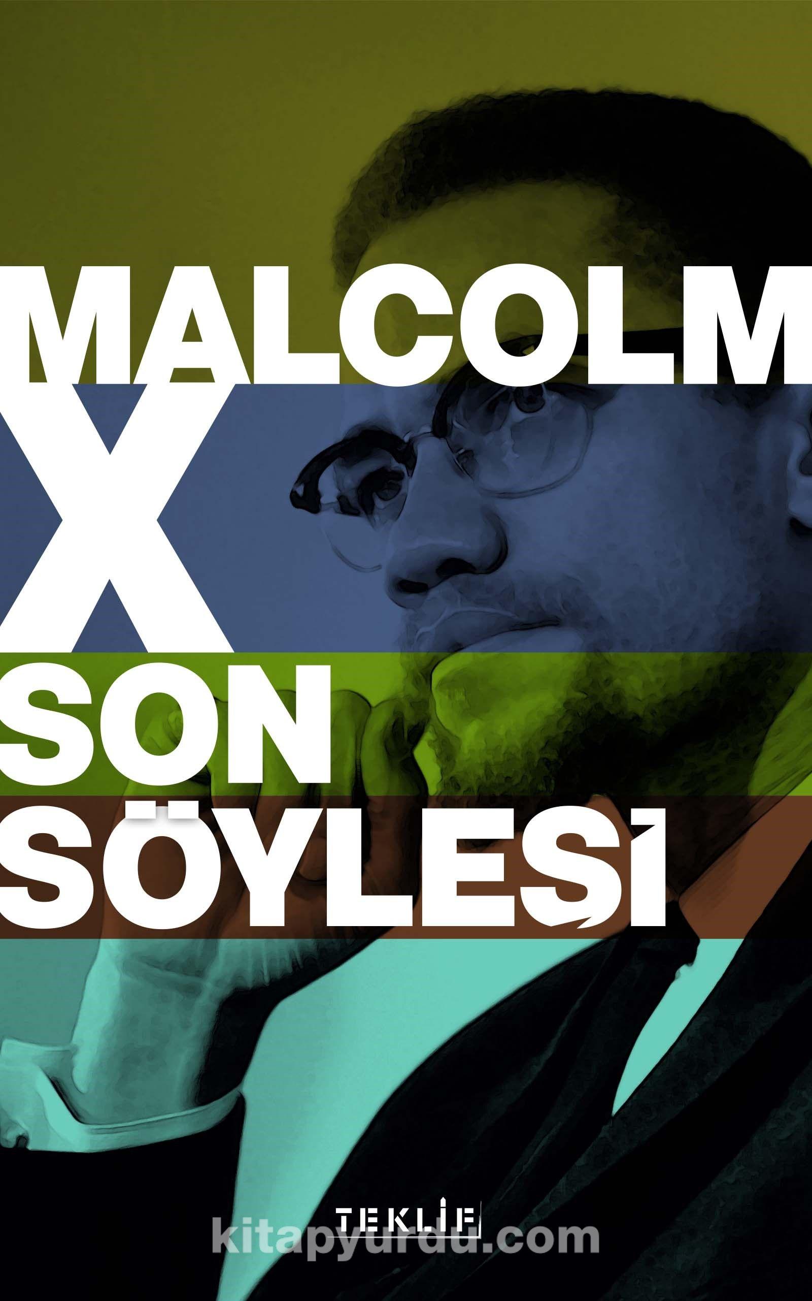 Son Söyleşi - Malcolm X pdf epub