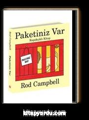 Paketiniz Var (Kapakçıklı Kitap)