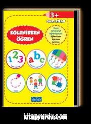 Eğlenirken Öğren Sarı Kitap (3+ Yaş)